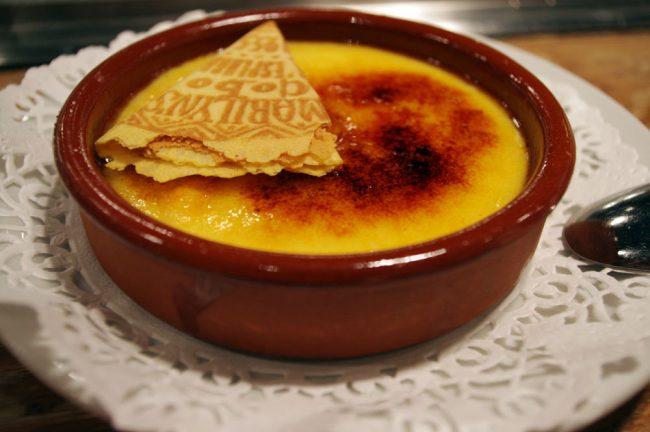 receta autentica crema catalana