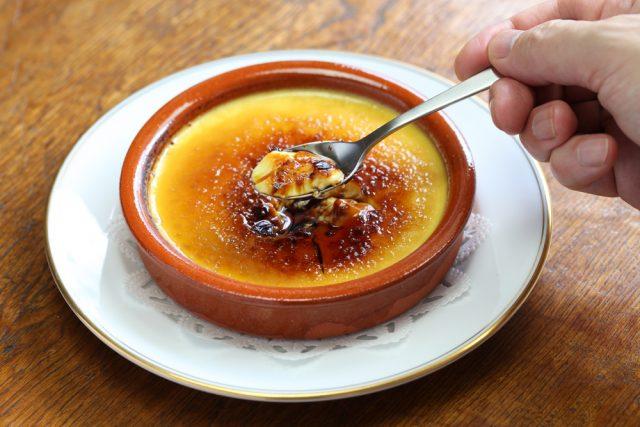 receta original crema catalana