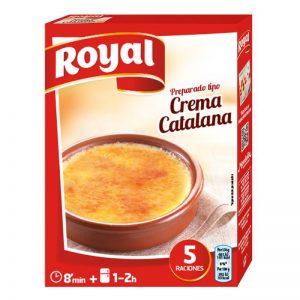 royal crema catalana